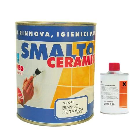 Smalto per ceramica e sanitari jumbo paint produzione - Vernici per vasche da bagno ...
