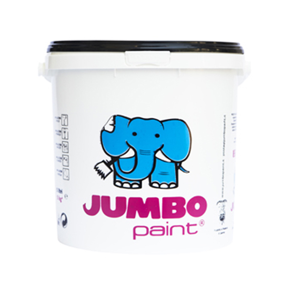 Eco washable paint Jumbo paint Blanc