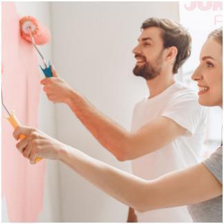 Idropittura Murale Lavabile Jumbo Paint