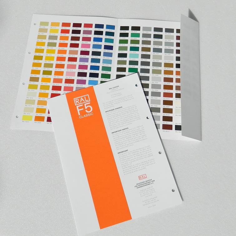 Cartella colori ral acquisto sanotint light tabella colori for Colori sanotint light