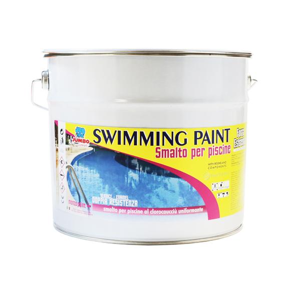 Vernice swimming paint rapid smalto per piscine al clorocaucci - Ipoclorito di calcio per piscine ...