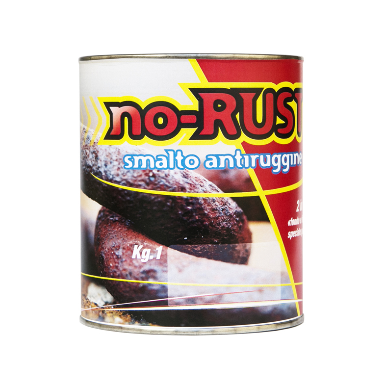 NO-RUST SMALTO ANTIRUGGINE GEL