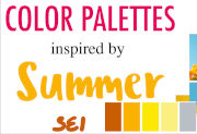Color Pallettes Summer