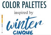 Color Pallettes Winter
