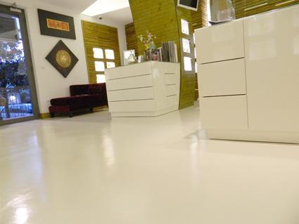 Epoflex pavimento epossidico decorativo epossidico effetto rasato ...