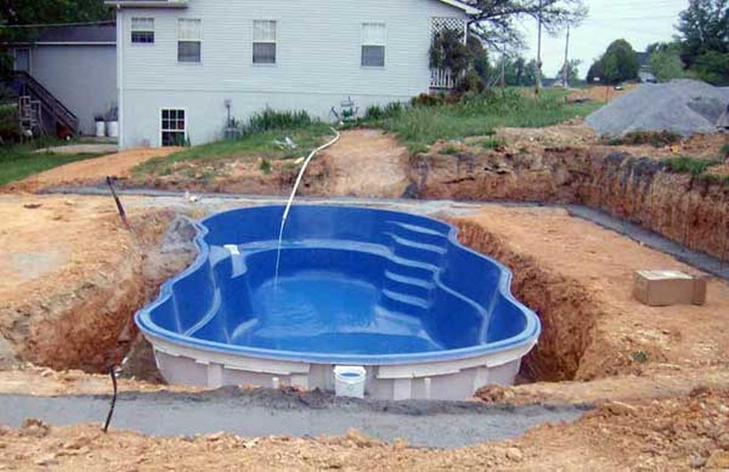 Vernici per piscine con telo in pvc jumbo paint for Construir piscina economica