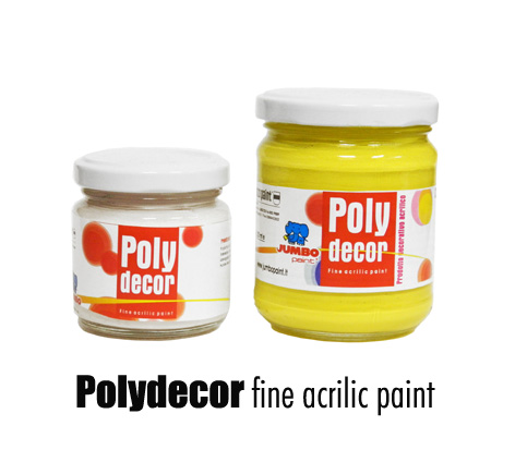 Colori acrilici Polidecor ml. 220