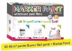 MARKER PAINT FILM TRASPARENTE KIT 48 M²