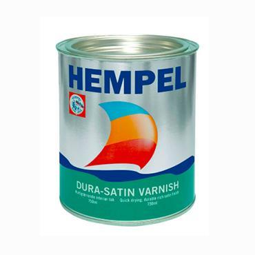 HEMPEL'S DURA-SATEN VARNISH 02040
