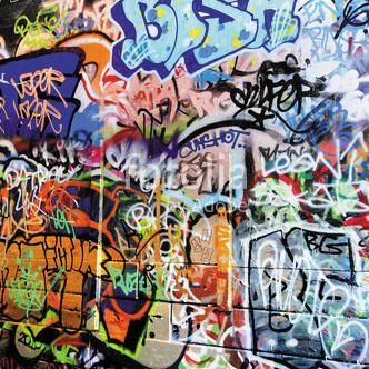 ELIMINA GRAFFITI DA MURO E SUPPORTI