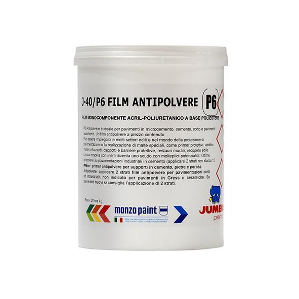 J-40/P6 FILM ANTIPOLVERE COMMERCIALE