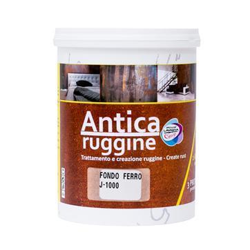 ANTICA RUGGINE - FONDO FERRO